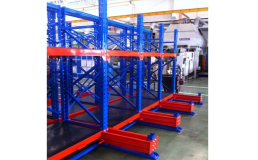 TMI Logistics and Electrical Solutions - Slide Racking