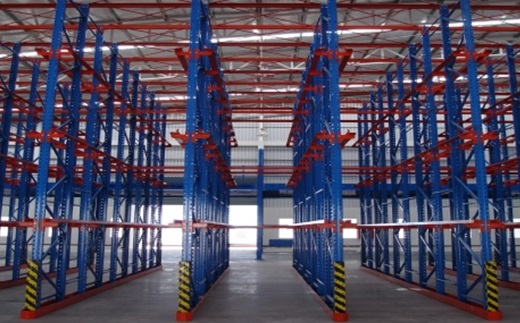 Tmi Logistics And Electrical Solutions Drive Through Racking